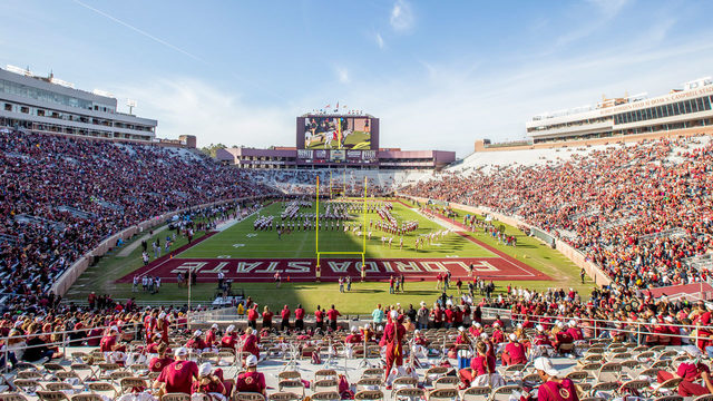 Wine and beer to be sold at Florida State football games