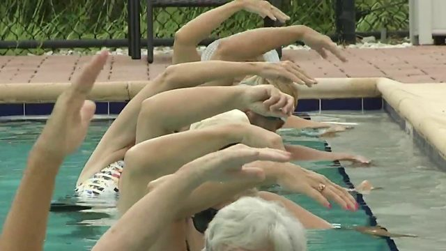 Aqua-cise instructor gets results