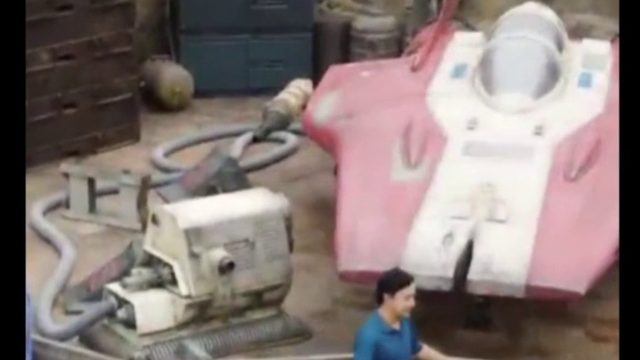 ClickO on the Go: New view of Star Wars: Galaxy's Edge; get paid to…