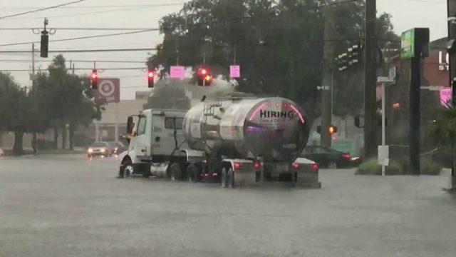 LIVE RADAR: More storms soak Central Florida