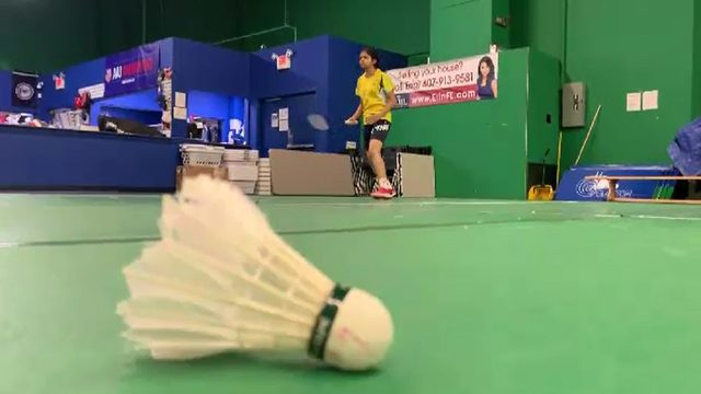 Seminole athlete who was born deaf strives for success