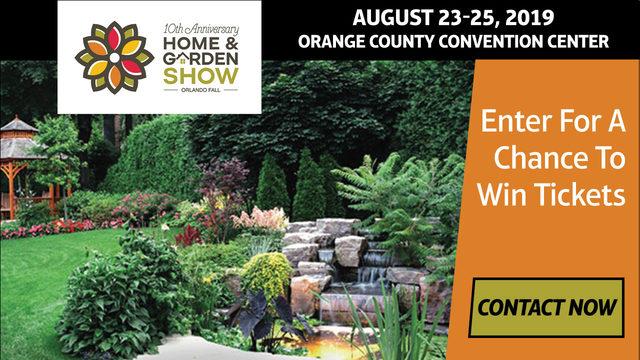 Win Orlando Home and Garden Show Tickets