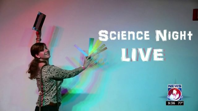 Orlando Science Center offers adults Science Night Live event