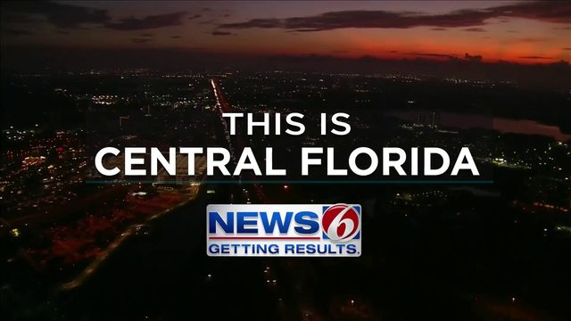 This is Central Florida: Sky 6 captures sunrise -- August 2019