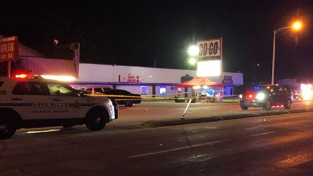 Man shot dead at Orlando topless bar