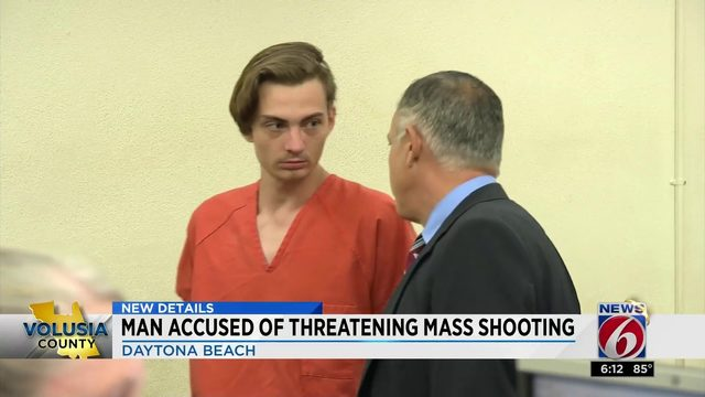 Man arrested after Mass Shooting Threat