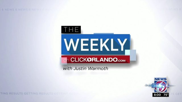 Rep. Darren Soto visits The Weekly