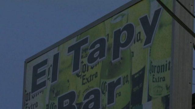 El Tapy Bar shooting leaves 1 dead, 1 injured