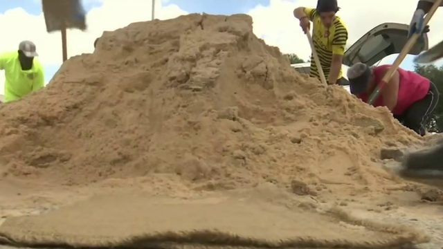 Free sandbags available for Orange County residents