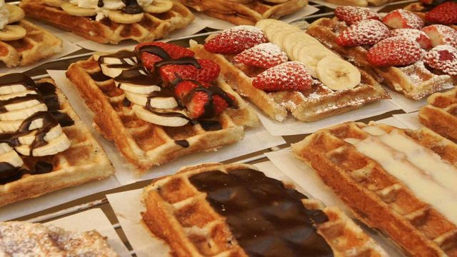 7 tasty waffle facts for National Waffle Day