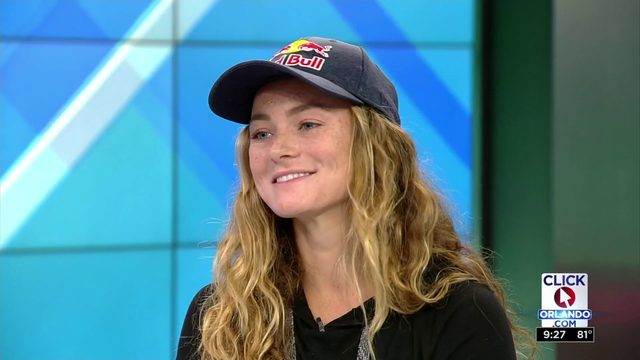 Wakeboarder Meagan Ethell explains her success