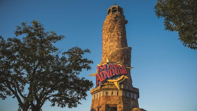 Islands of Adventure named world's top amusement park