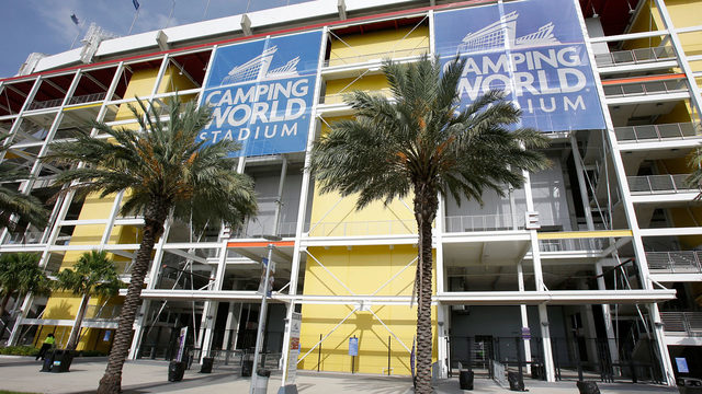 Miami vs. Florida is most in-demand ticket in history of Camping World Stadium