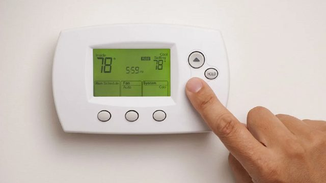 Coolest you should keep your home is 78 degrees, federal program recommends
