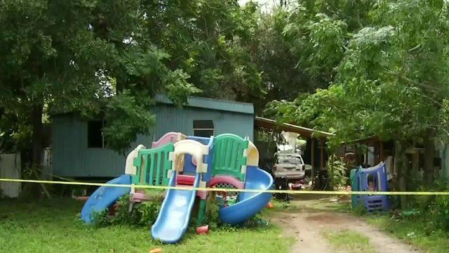 7 children, 3 adults hurt in fire