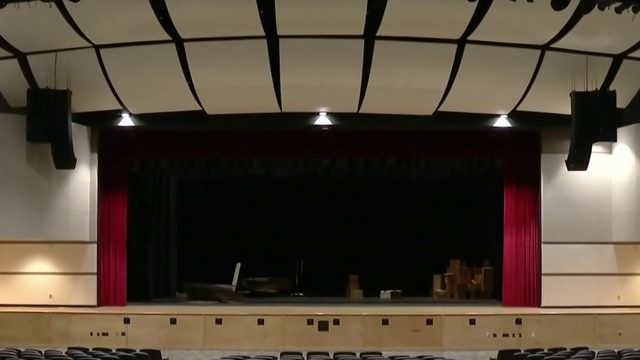 Colonial High's $17 million performance arts center opens
