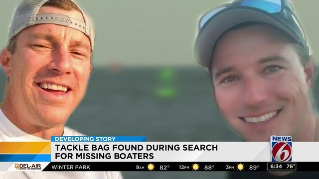 Family to assist in search for missing boaters