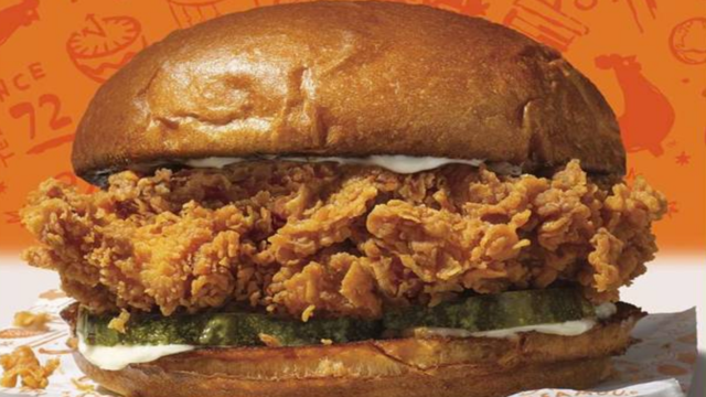 Popeyes Chicken sparks Twitter battle among fast food chains