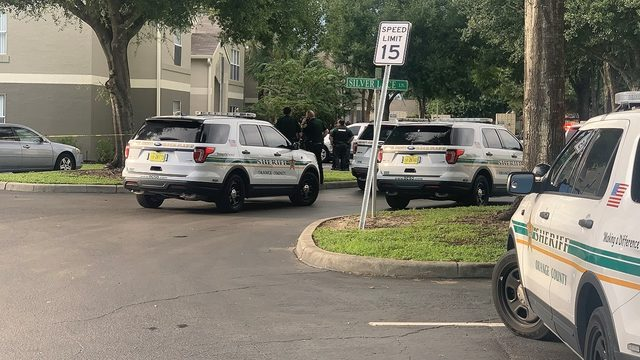 Man transported to hospital after shooting in Orlando