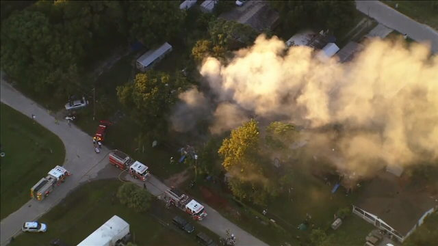 Several children, 2 adults injured in Seminole County fire