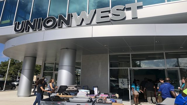 Students move in to new UCF campus in downtown Orlando