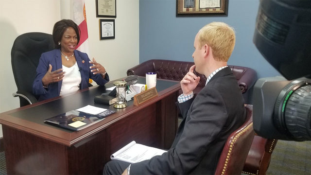 Rep. Val Demings makes gun control legislation high priority