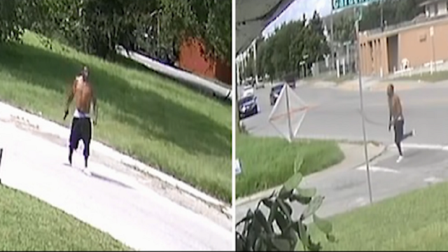Video: Daytona Beach police seek shooting suspect