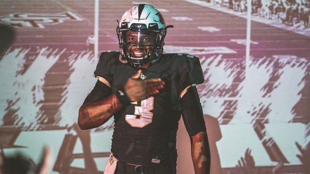 Brandon Wimbush named UCF Knights starting quarterback
