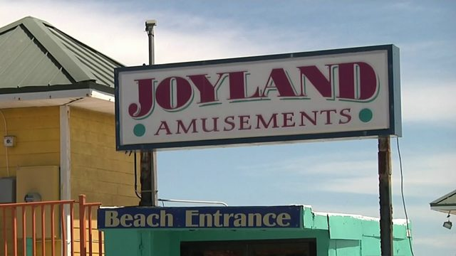 Food stolen at Daytona Beach Boardwalk