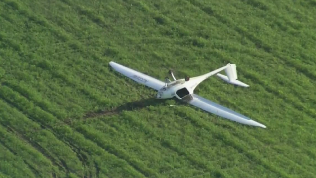 Plane tumbles during emergency landing in Sumter, officials say