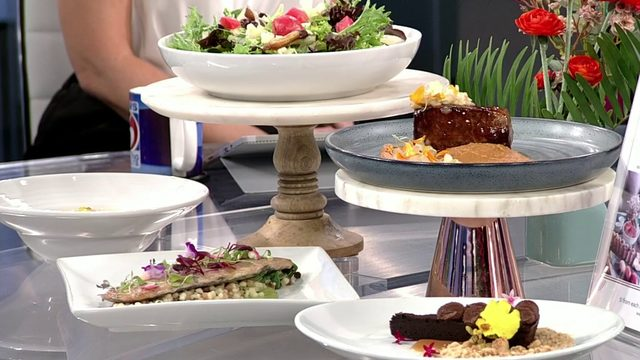 Exploring options for Orlando Magical Dining month