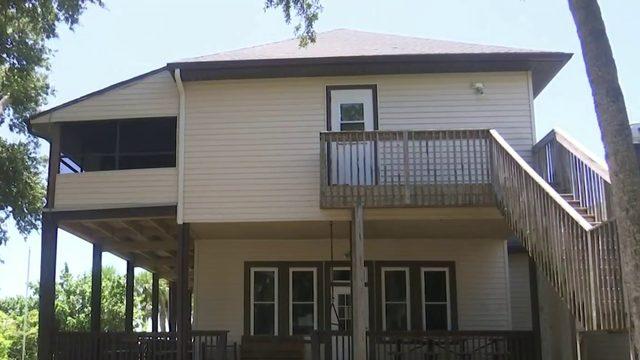 Erosion threatens historic Merritt Island Girl Scout Lodge