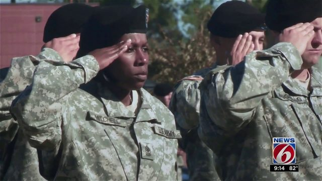Military organizations come together to support war fighters, veterans