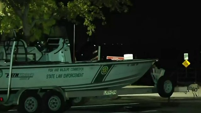 Search continues for missing boater in Lake Toho
