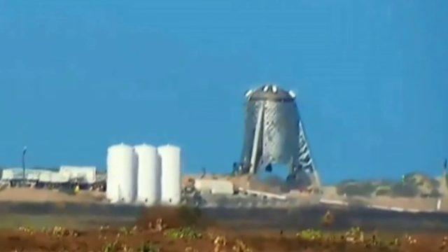SpaceX Starhopper hop test scrubbed