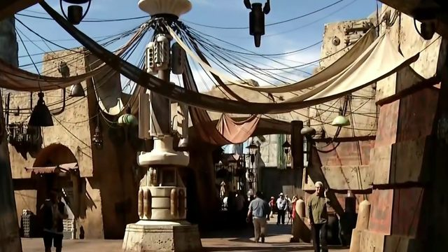 Countdown to Star Wars Galaxy's Edge opening