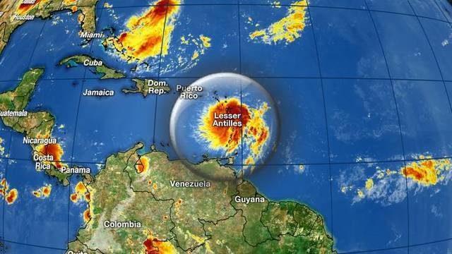 Here are 3 possible scenarios as Dorian treks toward Florida
