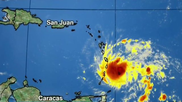 Puerto Rico prepares for Dorian
