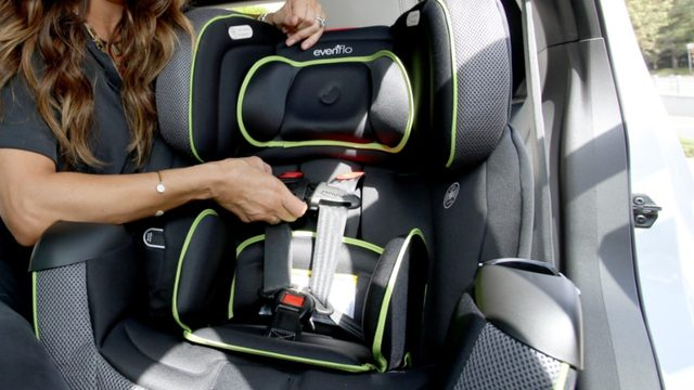 Target and Walmart offering deals for old car seats