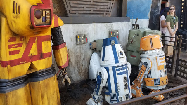 These were the top 5 surprises from the Star Wars: Galaxy's Edge preview