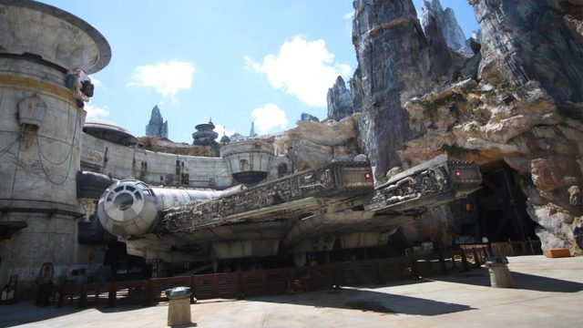 PHOTO GALLERY: Inside 'Star Wars': Galaxy's Edge