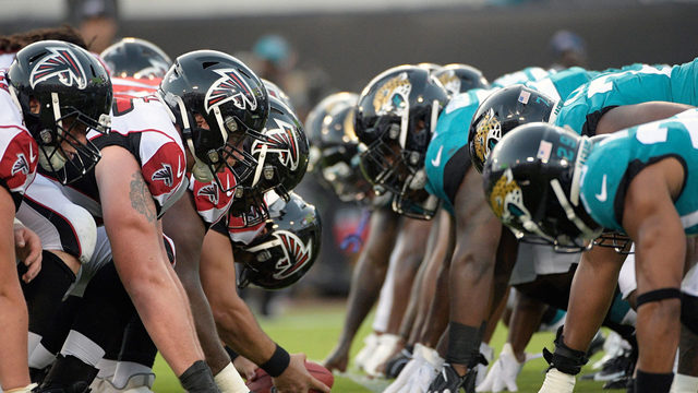 Falcons defeat Jacksonville 31-12, Jags go winless in preseason