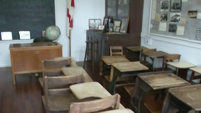 Century-old school preserved to teach about early Central Florida settlers