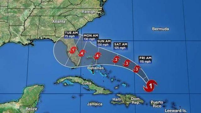 WATCH LIVE: Flagler County emergency management provide Hurricane Dorian update