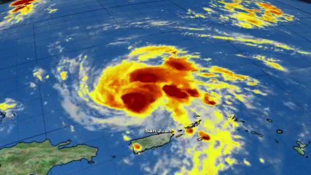 WATCH UPDATES: Track, models, satellite image for Dorian