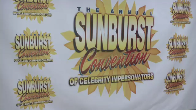 17th annual Sunburst Convention of Celebrity Impersonators comes to Orlando