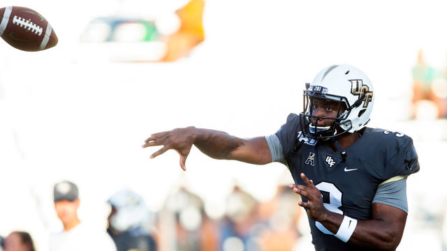 UCF beats Florida A&M 62-0 in home opener