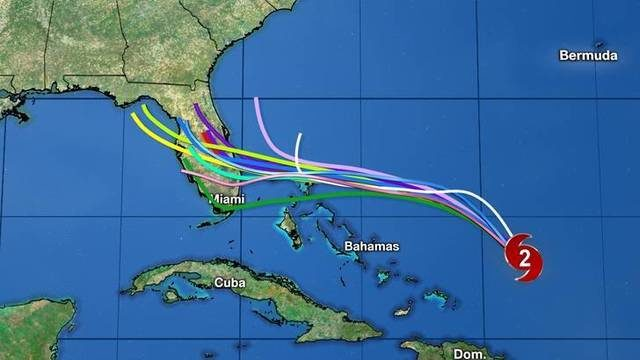 Dorian forecast to become major hurricane, ram through Orlando