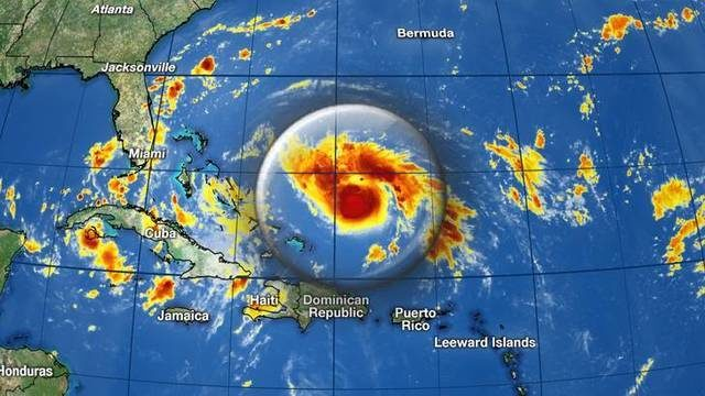 Hurricane Dorian could be 'absolute monster' for Florida