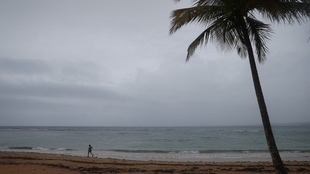 WATCH LIVE: Beach cams show Hurricane Dorian barreling in